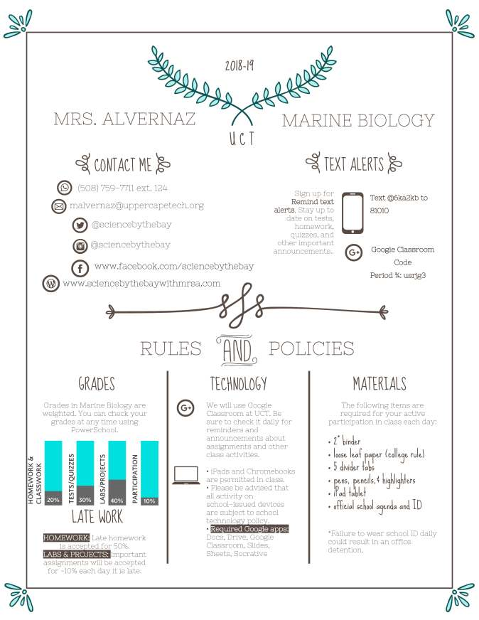 Marine Biology18-19_Syllabus_Back